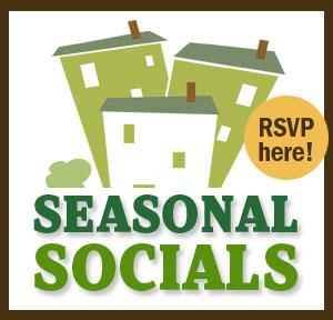 Seasonal Socials RSVP