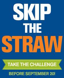 skip the straw challenge