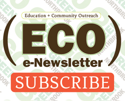 ECO e-Newsletter signup